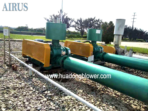 HDSR150A roots blower for Dongfeng Yueda KIA Factory